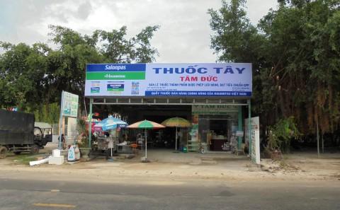 Làm Hộp Đèn Quảng Cáo Nhà Thuốc Tây Tại Bình Thuận