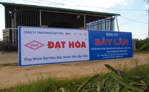 Dịch Vụ Xin Giấy Phép Quảng Cáo Lắp Đặt Billboard, Bảng Hiệu, Hộp Đèn Quảng Cáo