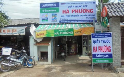 Làm Bảng Hiệu Nhà Thuốc Tây Tại Bình Thuận
