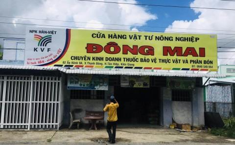 Làm Bảng Hiệu Quảng Cáo Tại Hậu Giang - Kiên Giang - An Giang