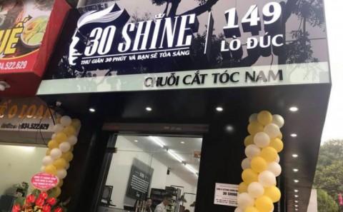 Làm Bảng Hiệu Salon Tóc, Bảng Hiệu Tiệm Tóc Đẹp Giá Rẻ Tại TP.HCM