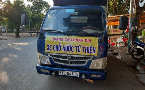 Cứu Trợ Nước Sạch Cho Bà Con Huyện Gò Công Đông - Tiền Giang